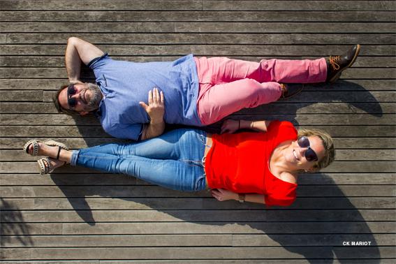 Fish and Geek Christophe Nanglard Elodie Poisson