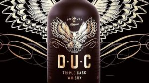 la Maison Daucourt whisky D.U.C en collaboration avec Booba
