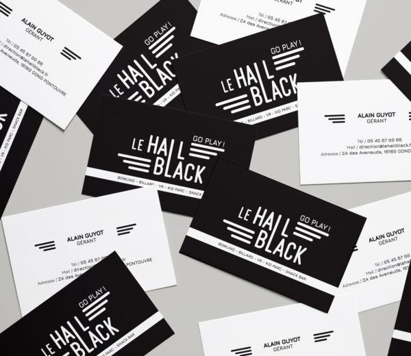 Le Hall Black